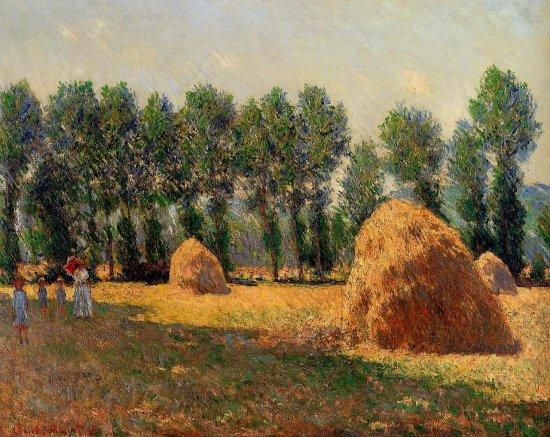 Stogi 1890-1891 – Claude Monet