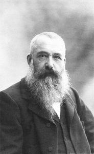 Claude Monet, Nadar 1899 rok