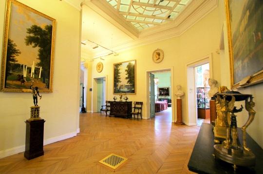 Wnętrza Musee Marmottan