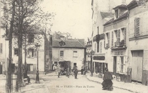 Plac du Tertre