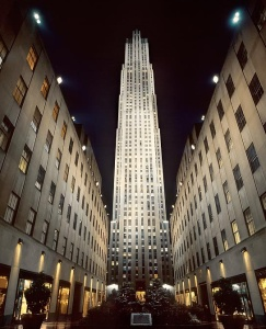 Rockefeller Center Nowy Jork