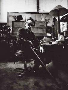 Man Ray w 1975 roku