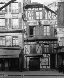 Druga lokalizacja Chat Noir, 12 Rue Victor-Masse