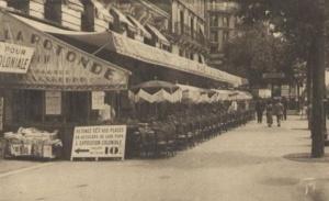 La Rotonde Boulevard du Montparnasse 105