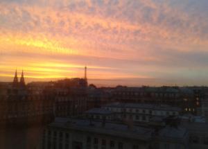 Paryż w obiektywie Magdy