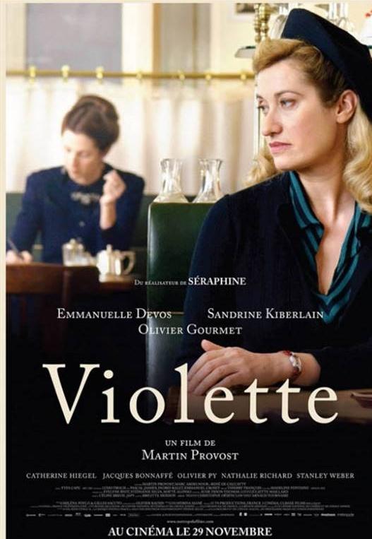 """""""Violette"""" Martin Provost"""