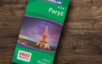 Paryż –  Bezdroża