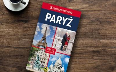 Paryż. Kieszonkowy przewodnik z mapą