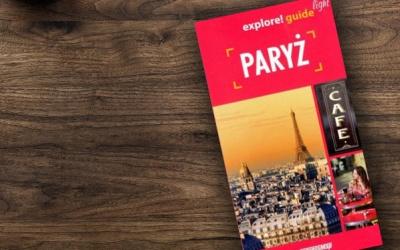 Paryż. Przewodnik + mapa