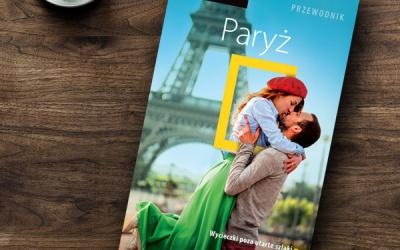 """""""Paryż. Przewodnik National Geographic """""""