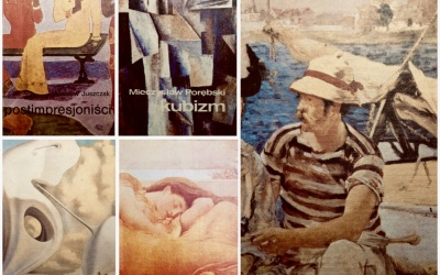Od akademizmu do surrealizmu – Wydawnictwa  Artystyczne i Filmowe