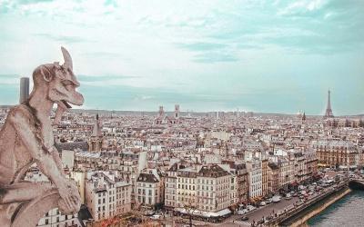 MyTravelBlog opowiada – czyli czym Anię urzekł Paryż?