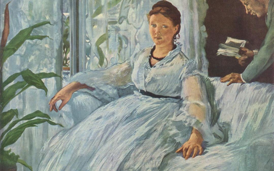 Edouard Manet rodzinnie – Artysta i Ojciec