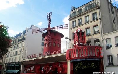 """Paryż """"okiem Doroty"""""""