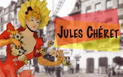 Jules Chéret – mistrz plakatu belle époque
