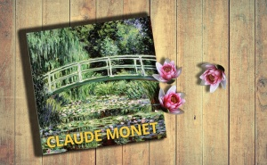 """Claude Monet"" Martina Padberg"