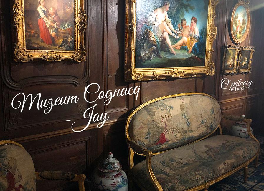 muzeum cognaq jay w paryżu