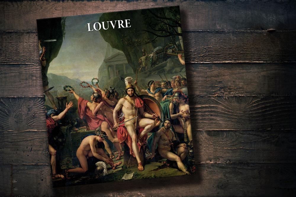 """""""Louvre"""" Martina Padberg"""