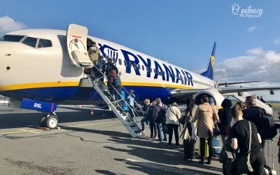 Jak tanio i wygodnie dojechać z lotniska Beauvais do Paryża