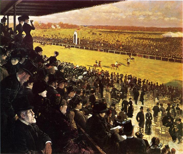 Paryski Jockey Club – prestiżowa rozrywka XIX wieku