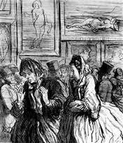 Karykatura Honoré Daumier
