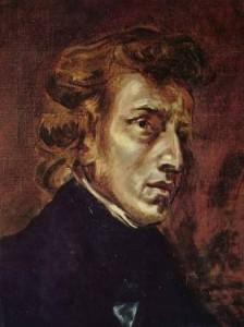 Eugeniusz Delacroix – portrety Sand i Chopina