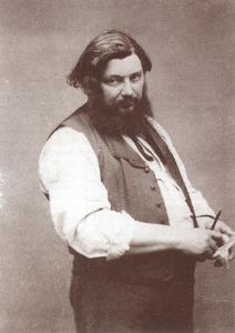 Gustave Couurbet - Nadar