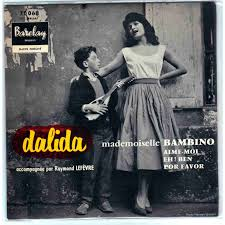 """Bambino"" – Dalida"