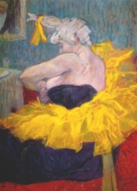Lautrec_the_clownesse_cha-u-kao_at_the_moulin_rouge_ii_1895