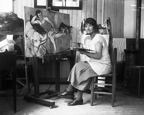 Susane Valadon 1926 rok