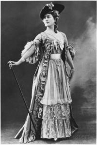 Cecile Soreil w roli Clementaine w sztuce Moilera