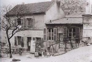 Lapin Aguile około 1880-90 roku
