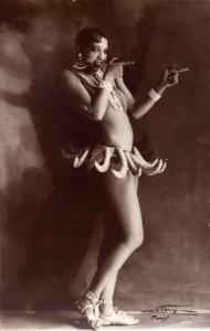 Josephine Baker 1928 rok