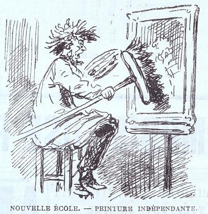 Jak impresjonizm wyłamał się z Salonu?