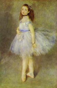 """""""Tancerka"""" Renoir"""
