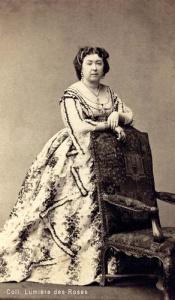 Apollonie Sabatier 1865