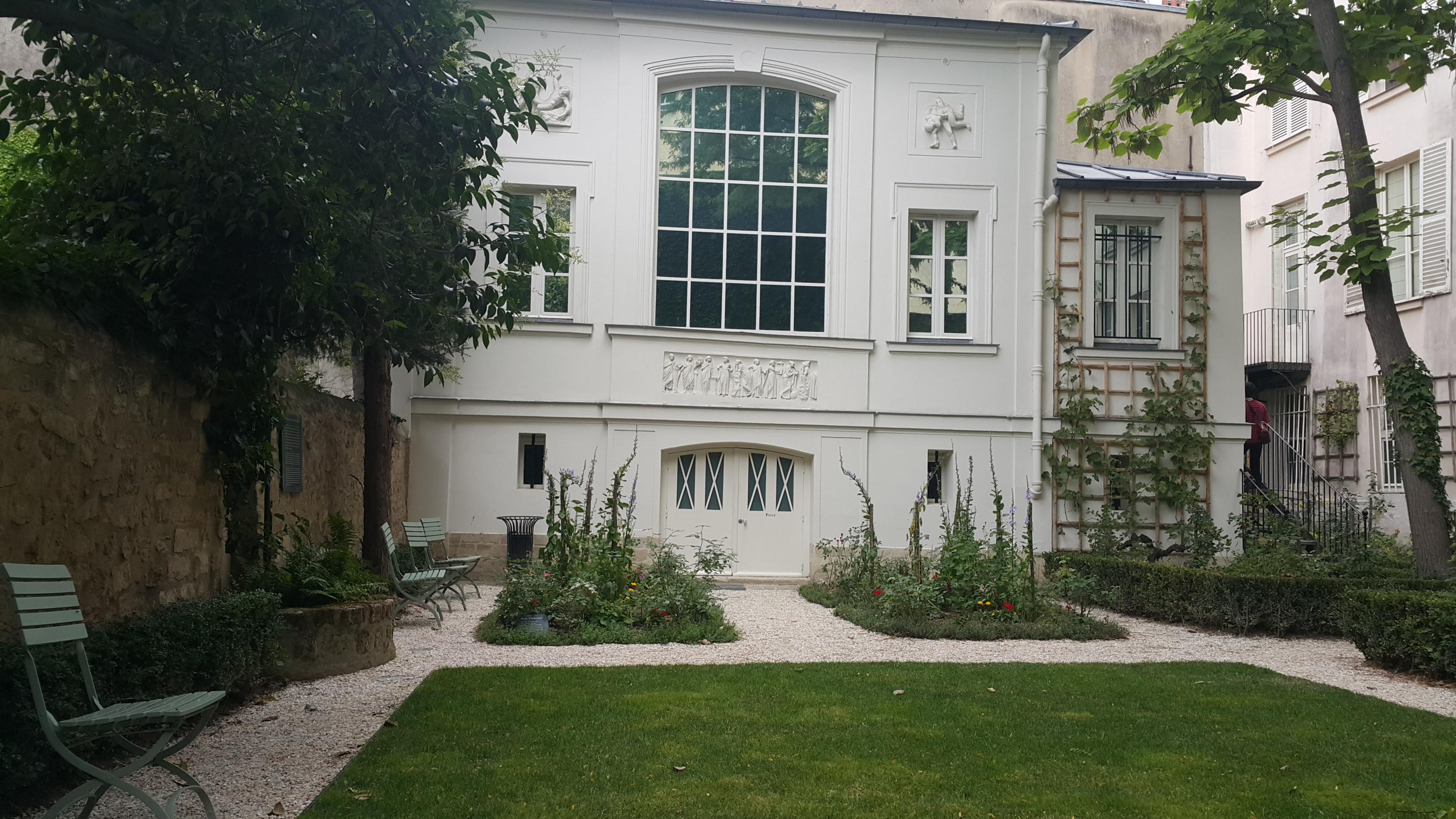 Muzeum Eugenie Delacroix w Paryżu