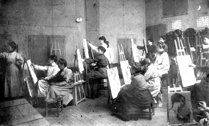 Academie Calarossi w Paryżu