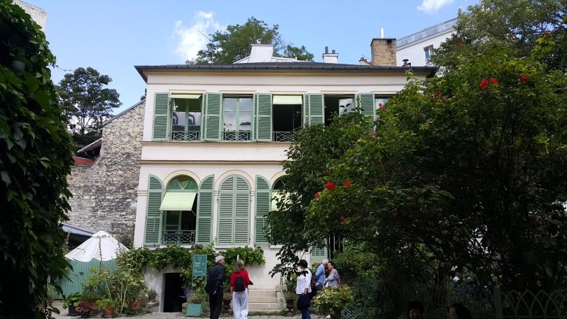 Musee de la Vie romantique – czyli Muzeum Romantyzmu w Paryżu