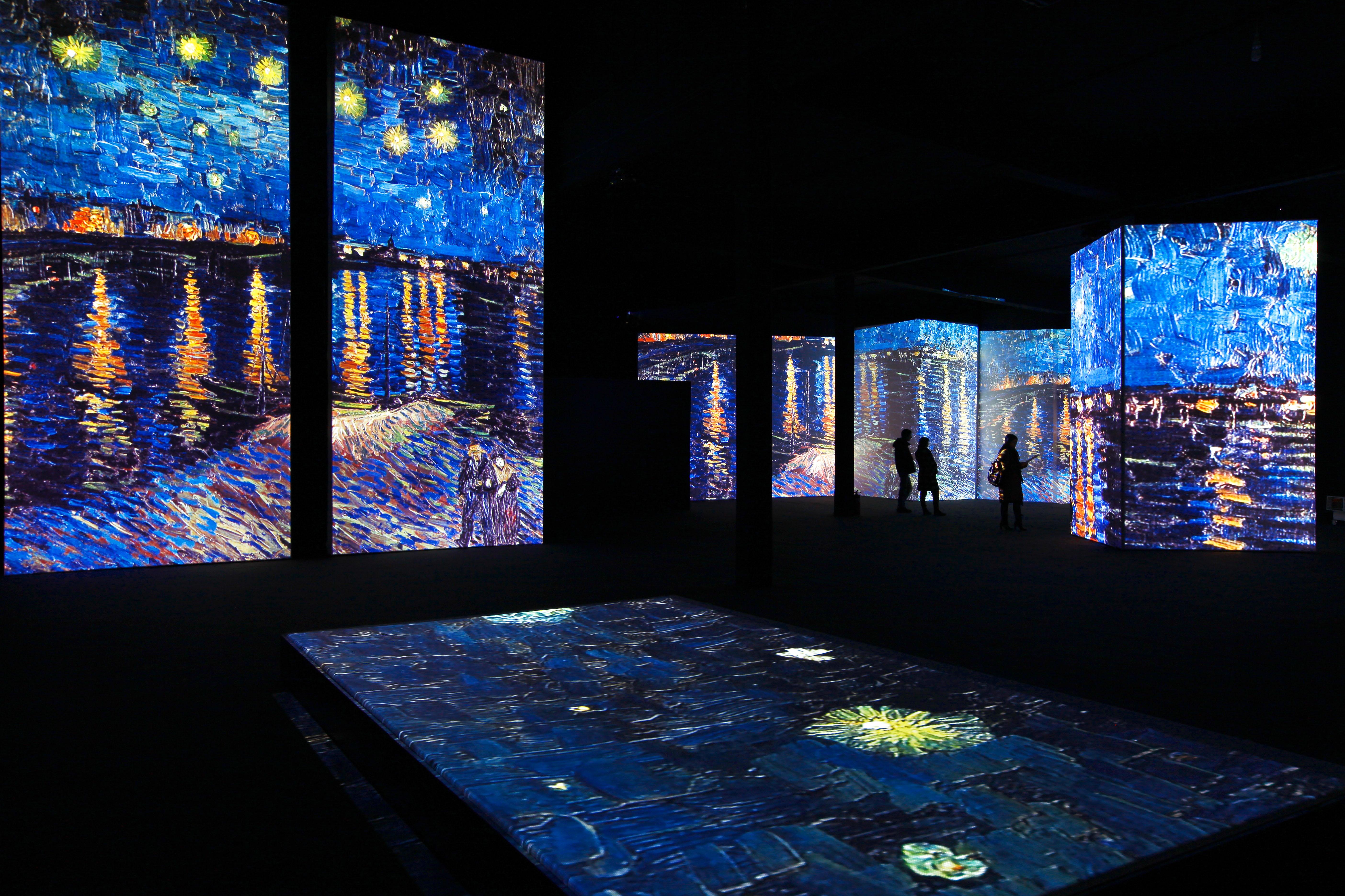 VAN GOGH ALIVE – Wystawa multimedialna
