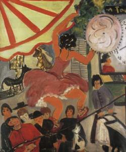 Obraz autorstwa Kiki - 1929