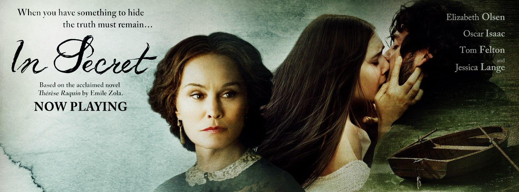 """In secret"" 2013 – film na motywach historii Emila Zoli"