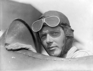 Charles Lindbergh, 1923