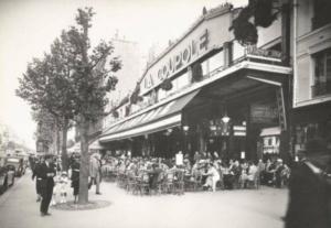 La Coupole Boulevard du Montparnasse 102
