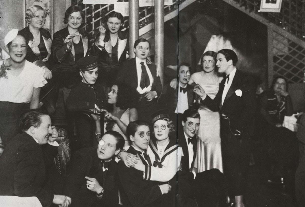 Le Monocle – klub lesbijski i jego złote lata