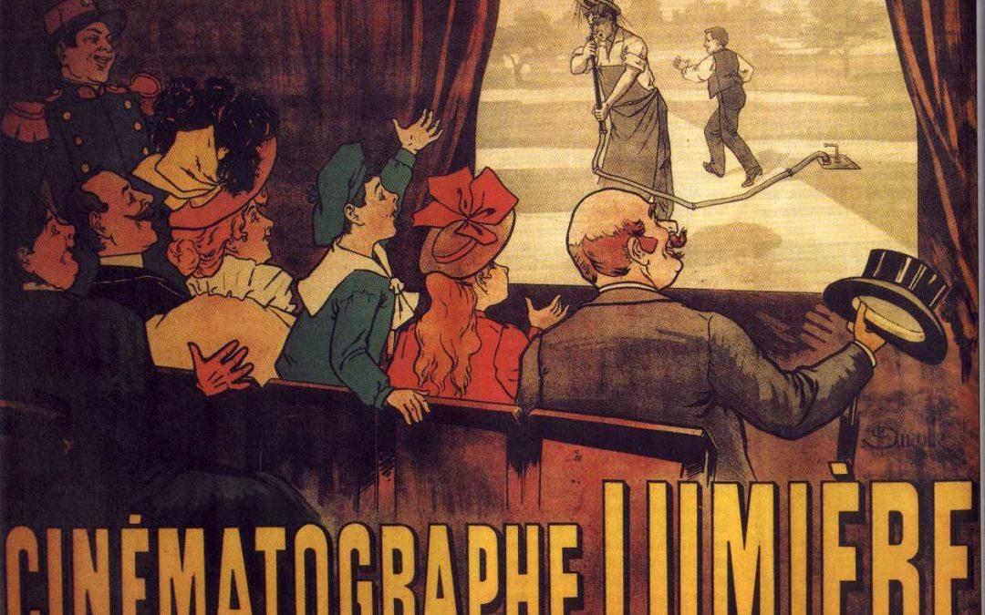 Bracia Lumière i pierwszy publiczny pokaz filmowy