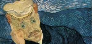Vincent van Gogh , portret doktora Gacheta