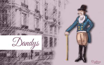 Dandyzm – paryscy ekstrawagańci