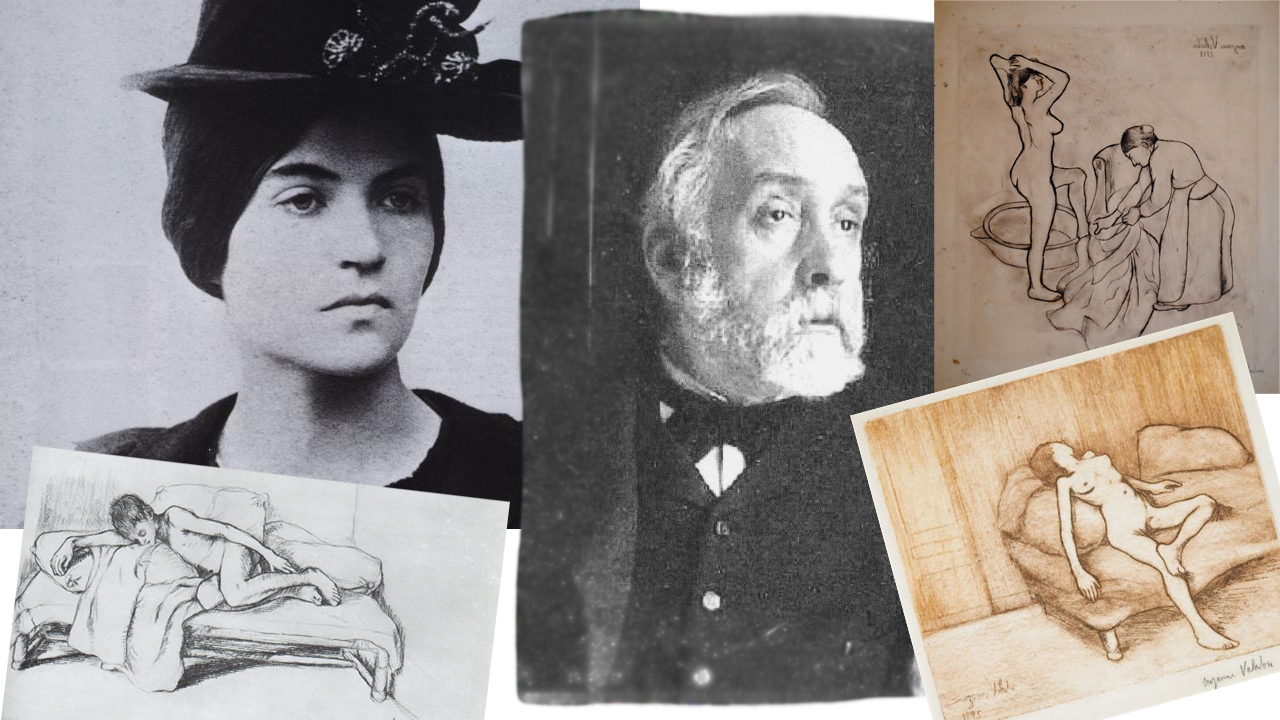 Suzanne Valadon – ulubienica Edgara Degasa