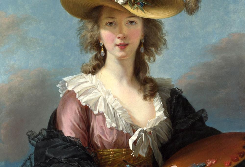 Elizabeth Vigee-Lebrun – portrecistka królowej